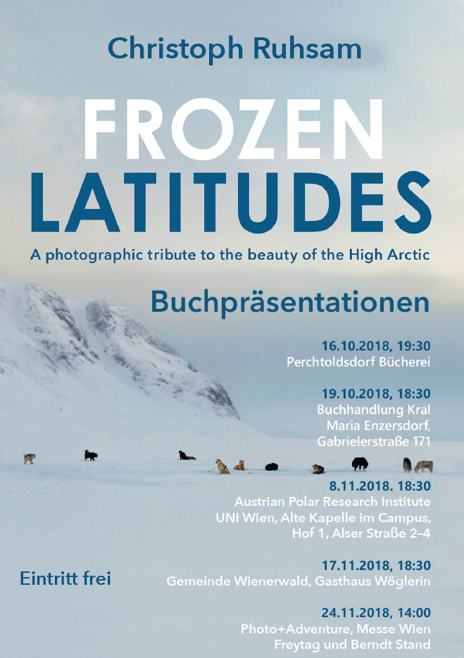 FROZEN LATITUDES