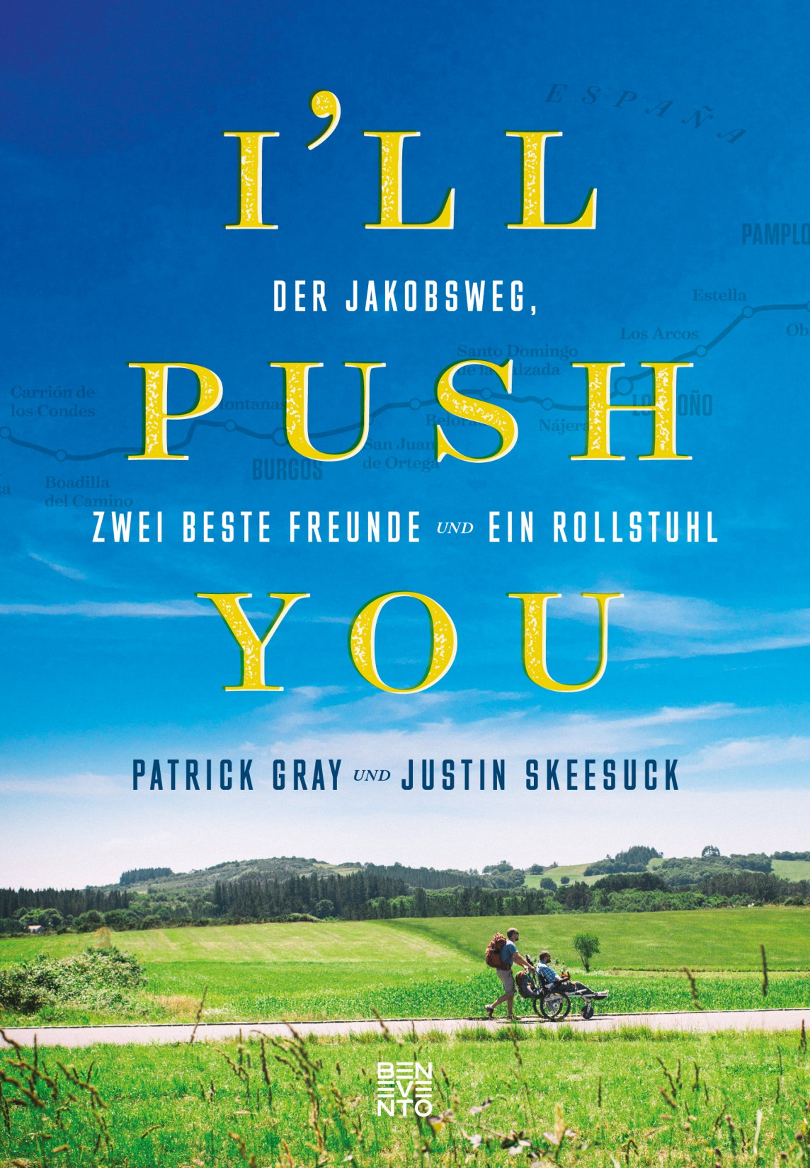 I´ll push you