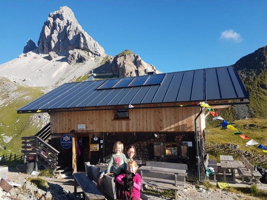Hüttenfest: 40 Jahre Filmoor-Standschützenhütte