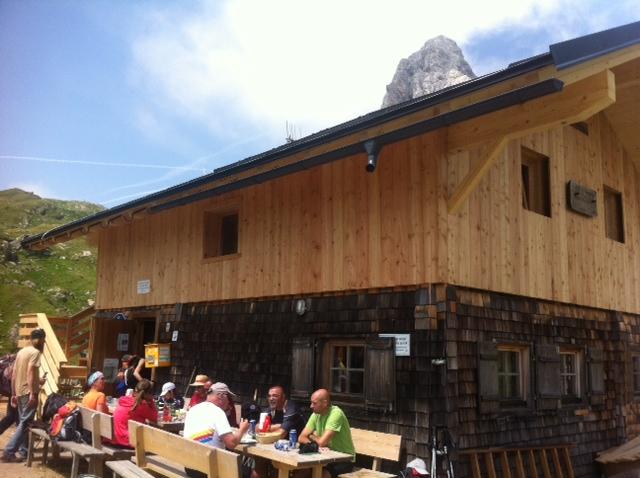 Filmoorhütte 2.350m