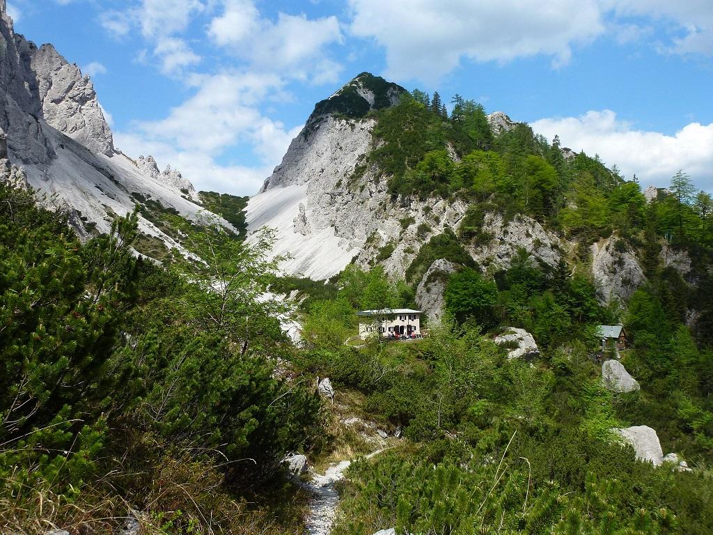 Haindlkarhütte 1.121m