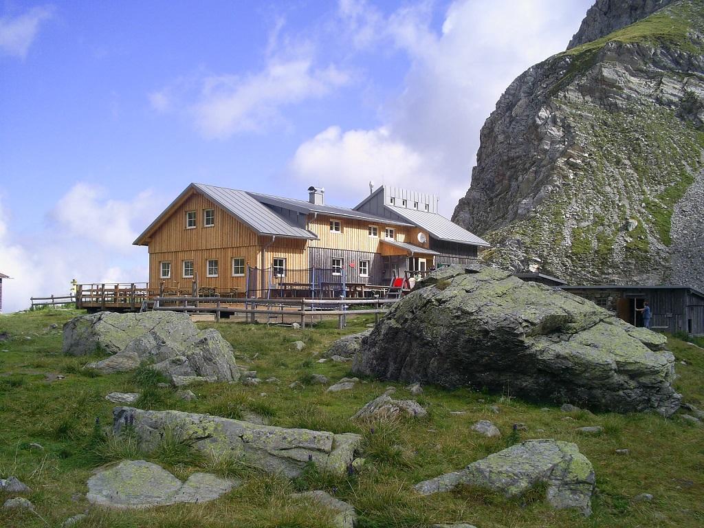 Obstanserseehütte 2.300m