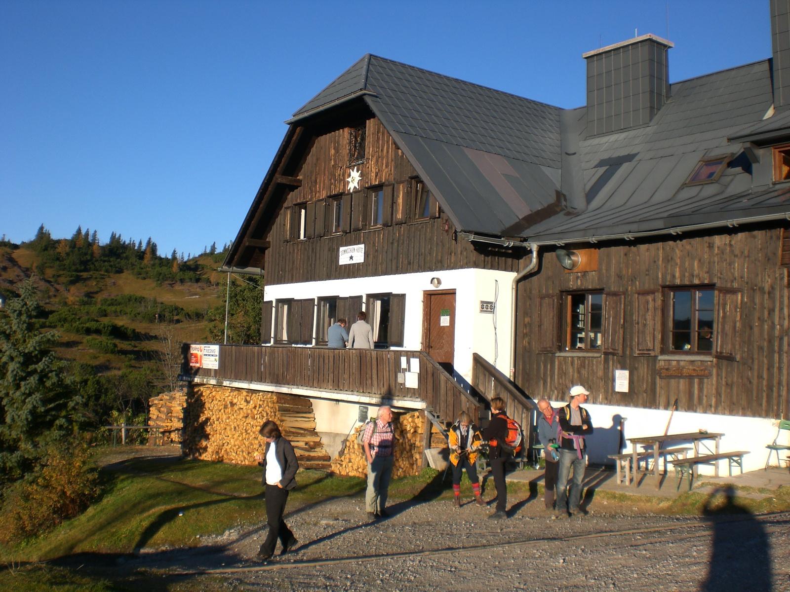 Sonnschienhütte  1.526m
