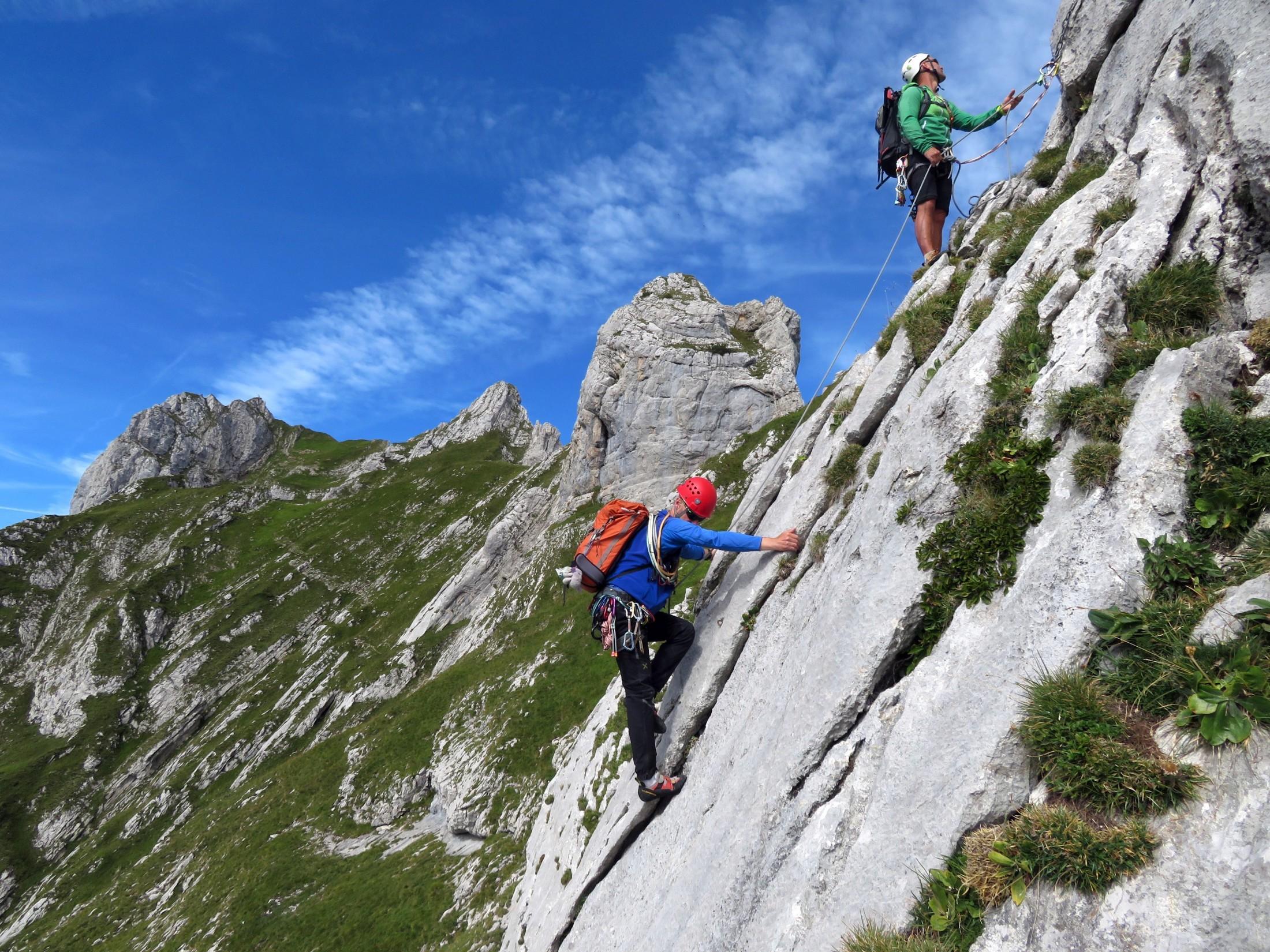 Kletterwochen - Restplätze