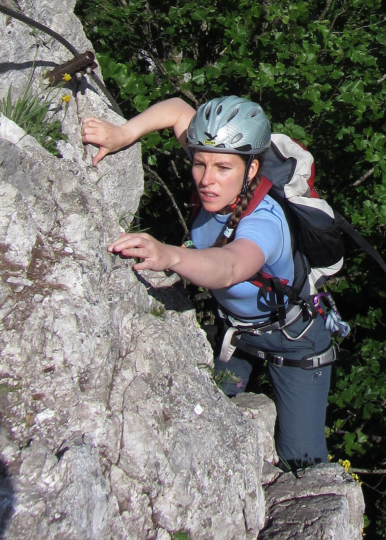 Geführte Klettersteigtouren rund um Wien