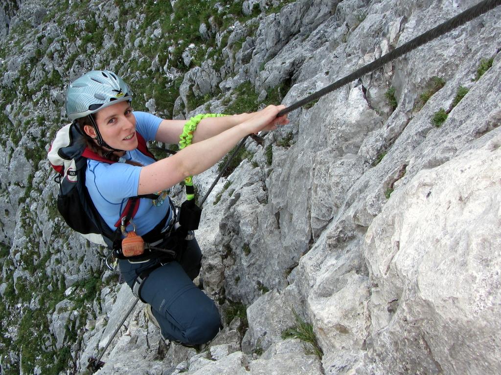 drachenwand klettersteig unfall