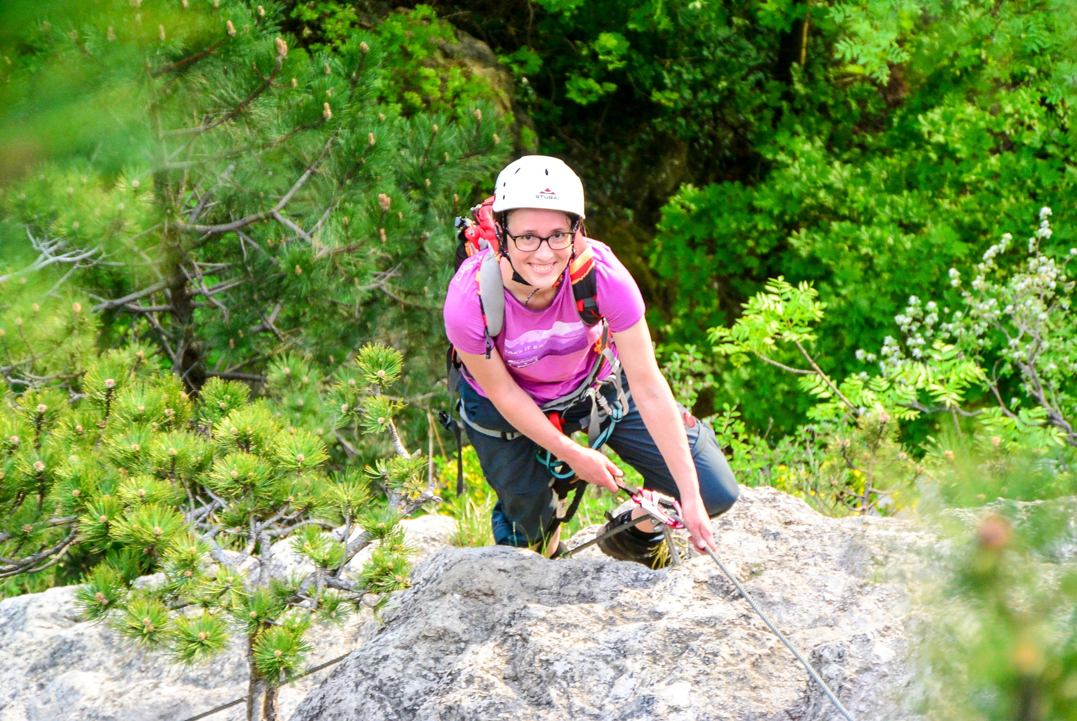 Klettersteigkurs Kompakt