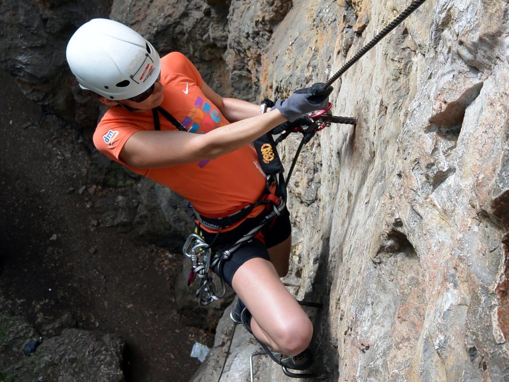 Klettersteigführungen