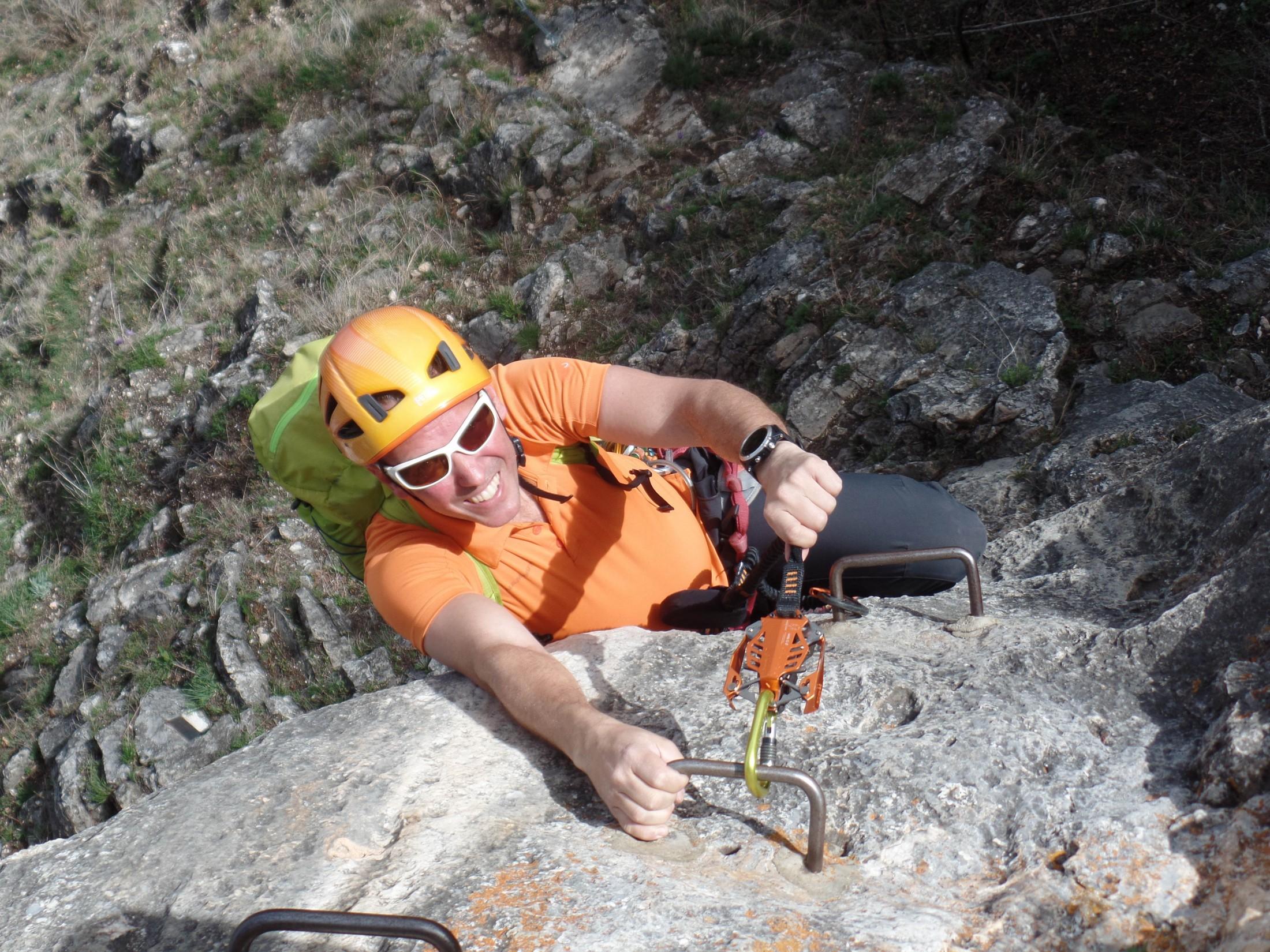 Klettersteigausrüstung– neue Norm für Klettersteigsets