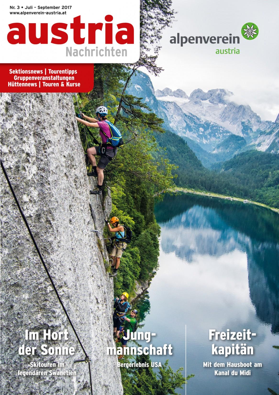 Austria Nachrichten 3/2017