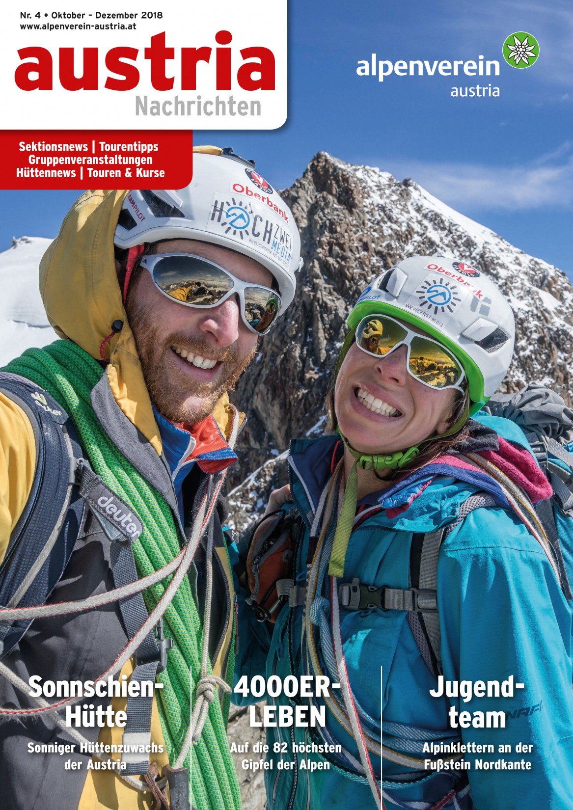 Austria Nachrichten 4/2018