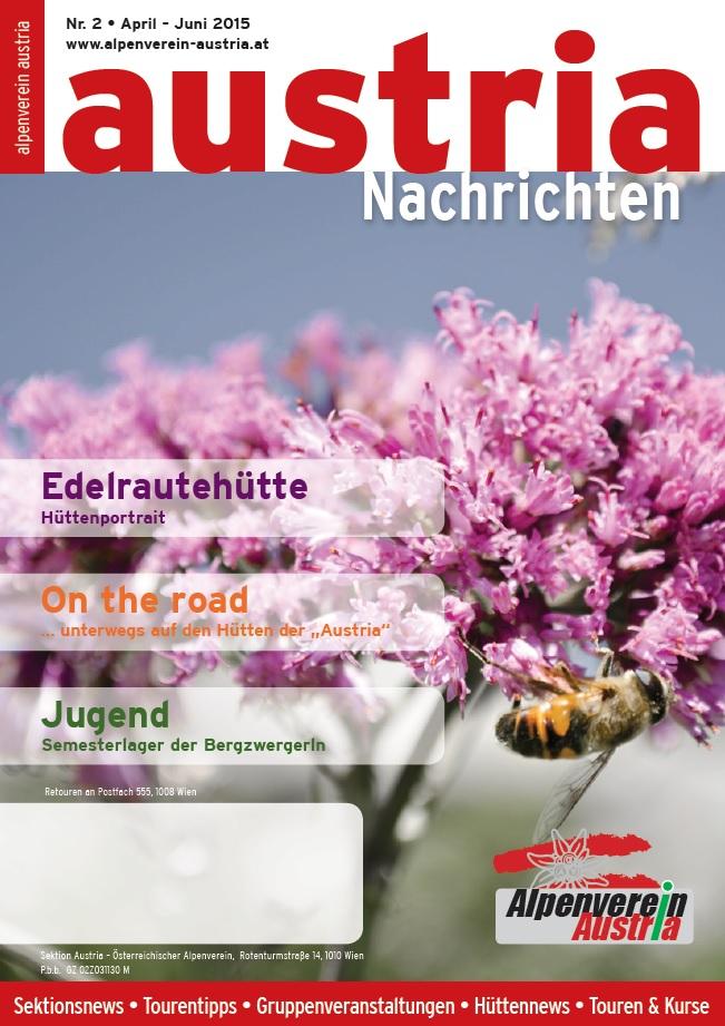 Austria Nachrichten 2/2015