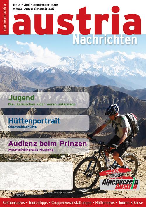Austria Nachrichten 3/2015