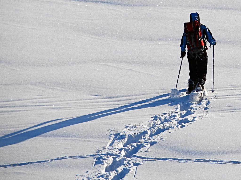 Schneeschuhwandern Kompakt - Grundkurse