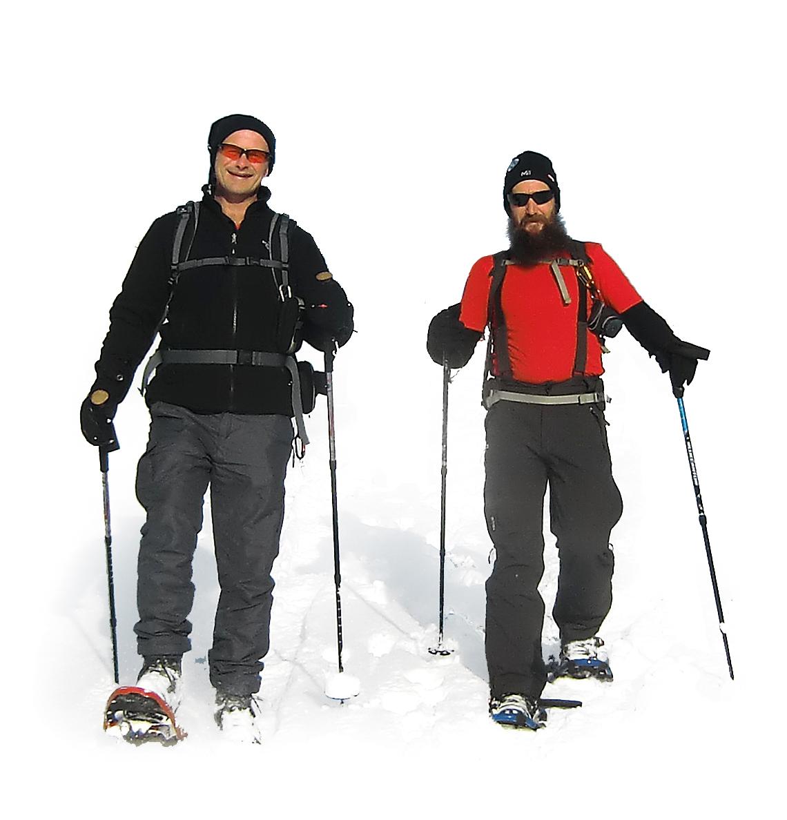 Schneeschuhwandern Kurse