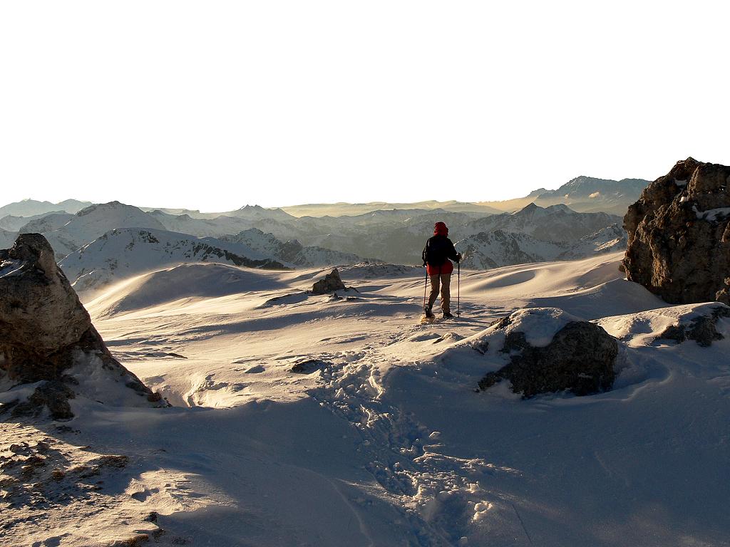 Schneeschuhtouren mehrtägig