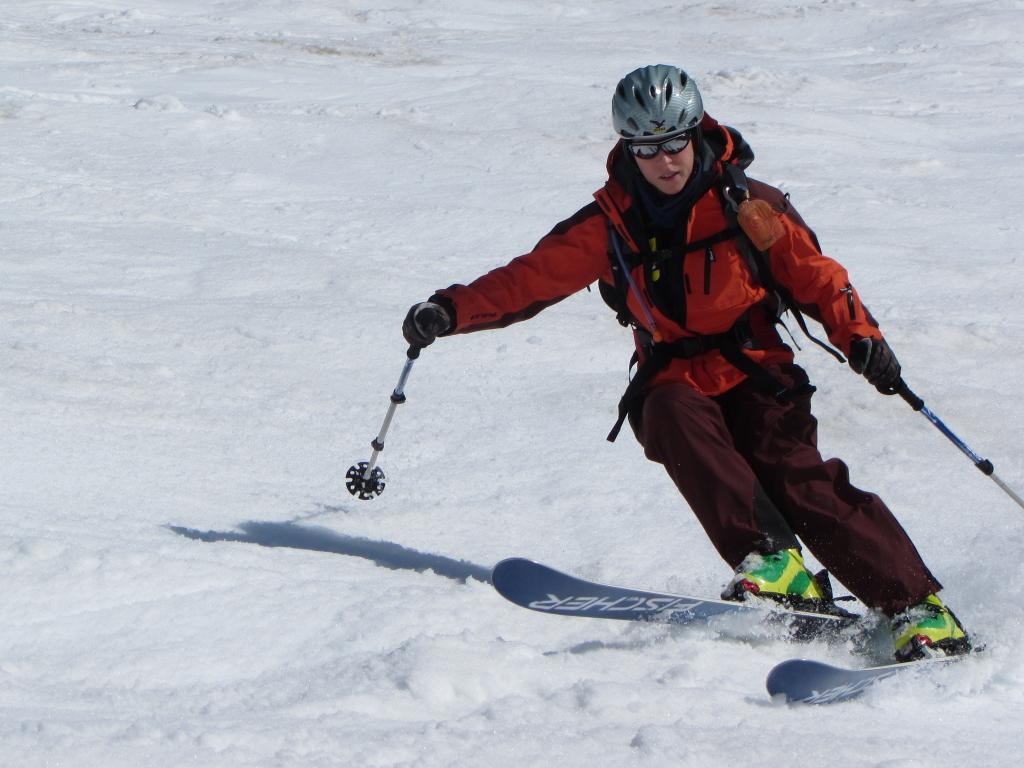 Piste und Gelände: Skitechnikkurs - Skiwelt Amade