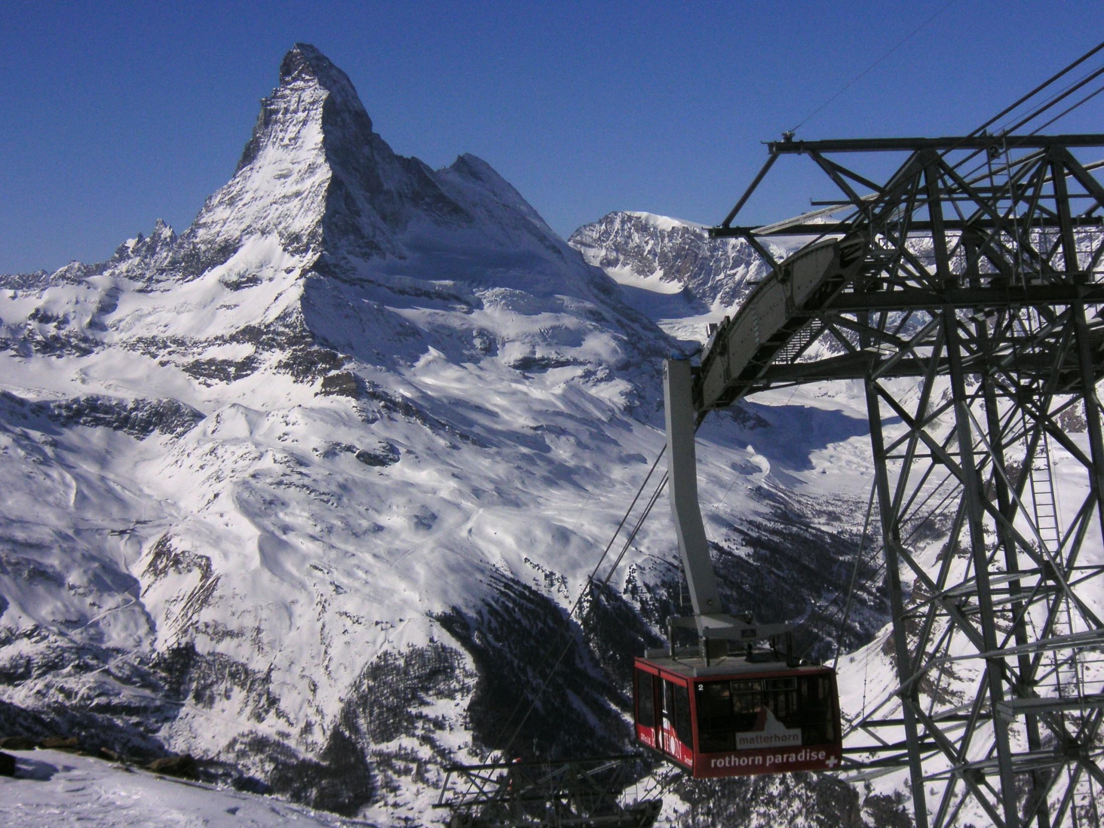Skiwoche Zermatt/Cervinia - 2 Restplätze