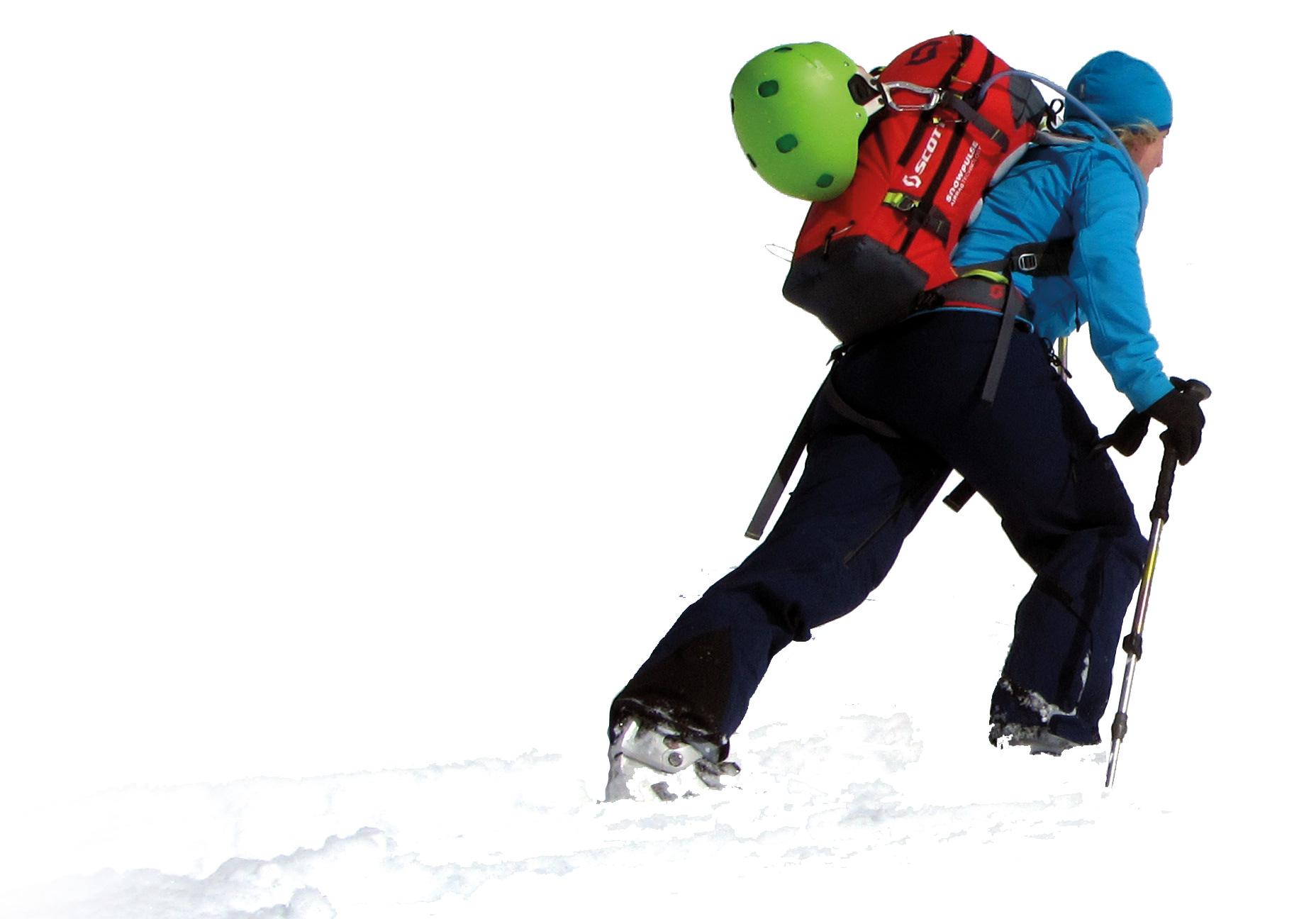 Skitouren Aufbaukurs - Gesäuse/ Niedere Tauern / Hohe Tauern