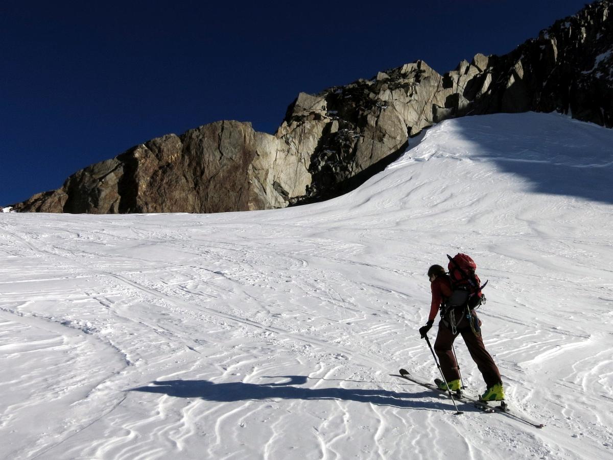 Skitoureneldorado: Firntouren an der Glockner Südseite