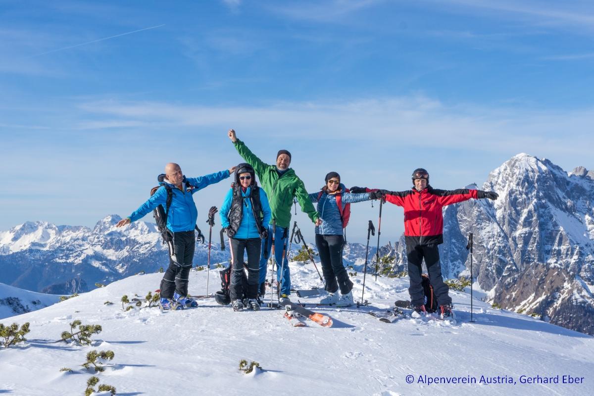 Skitouren Kurse Restplätze