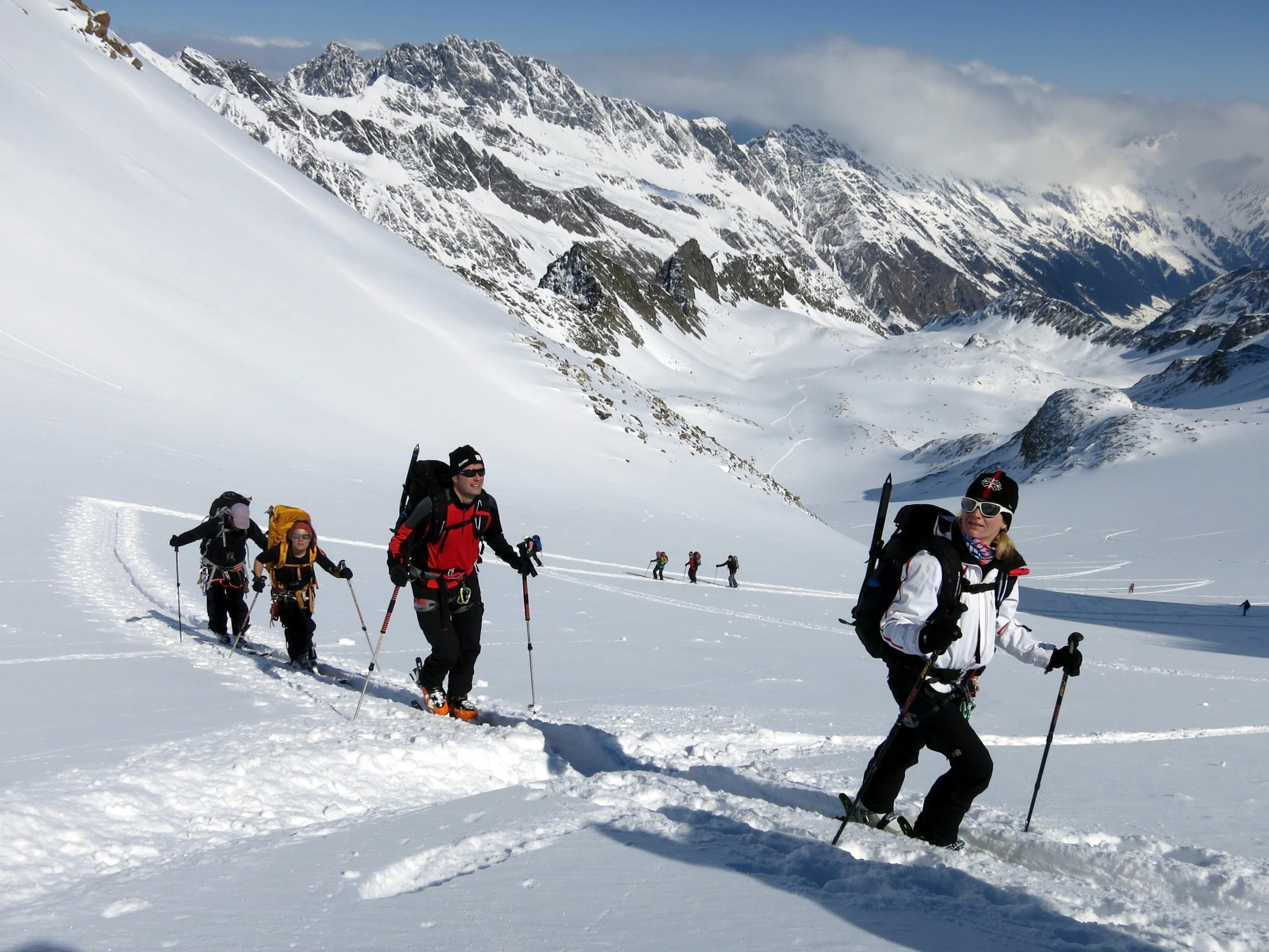 Skitouren Restplätze!