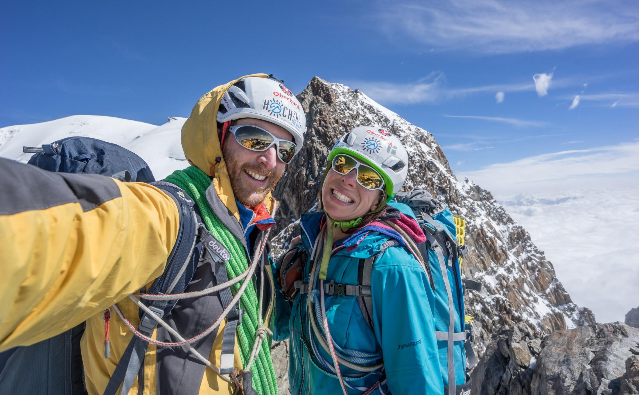 Alle 4000er der Alpen sind bei uns zu sehen am 17.10.2018