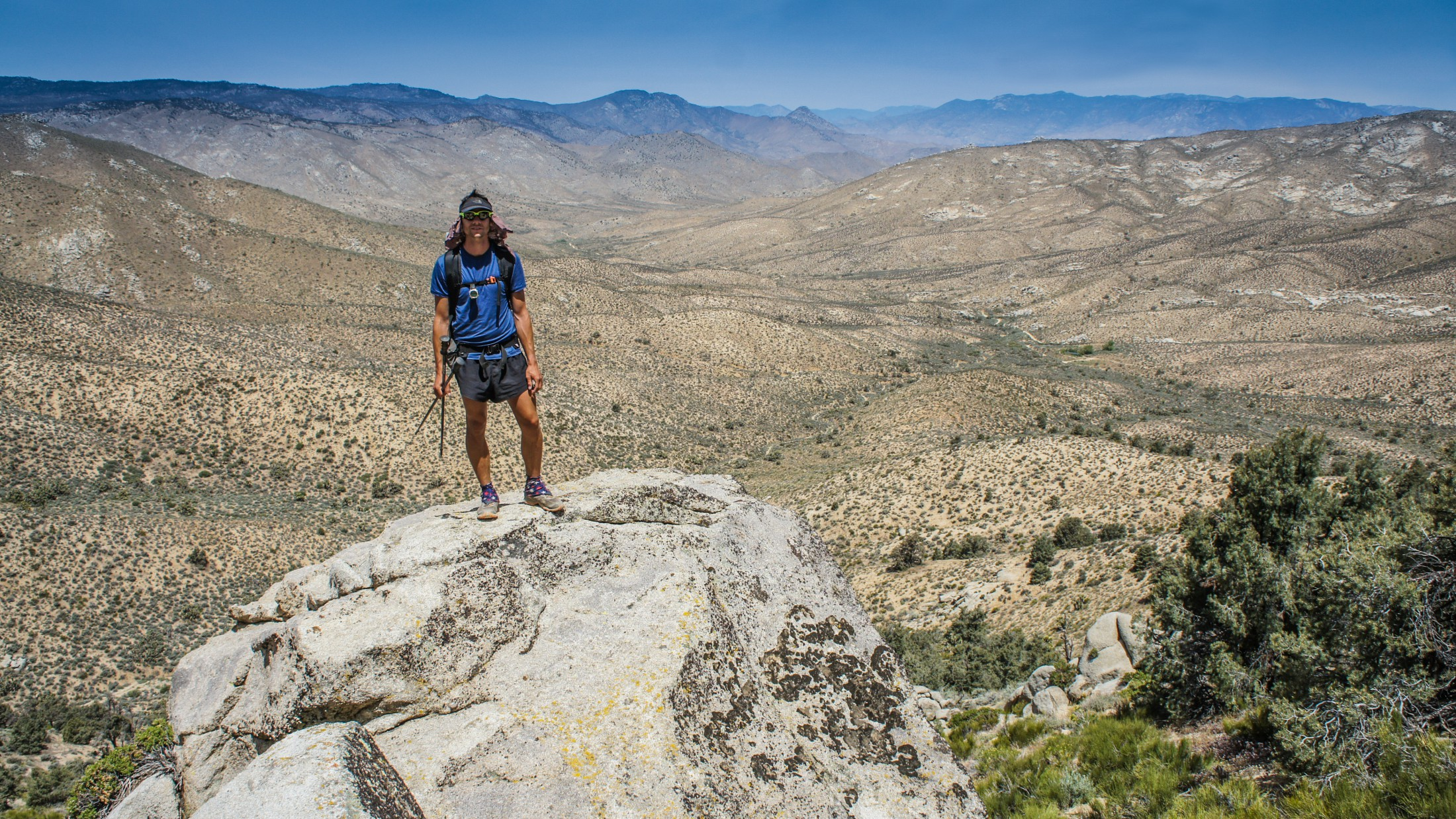 Pacific Crest Trail, 21.11.2018, 19:30 Uhr