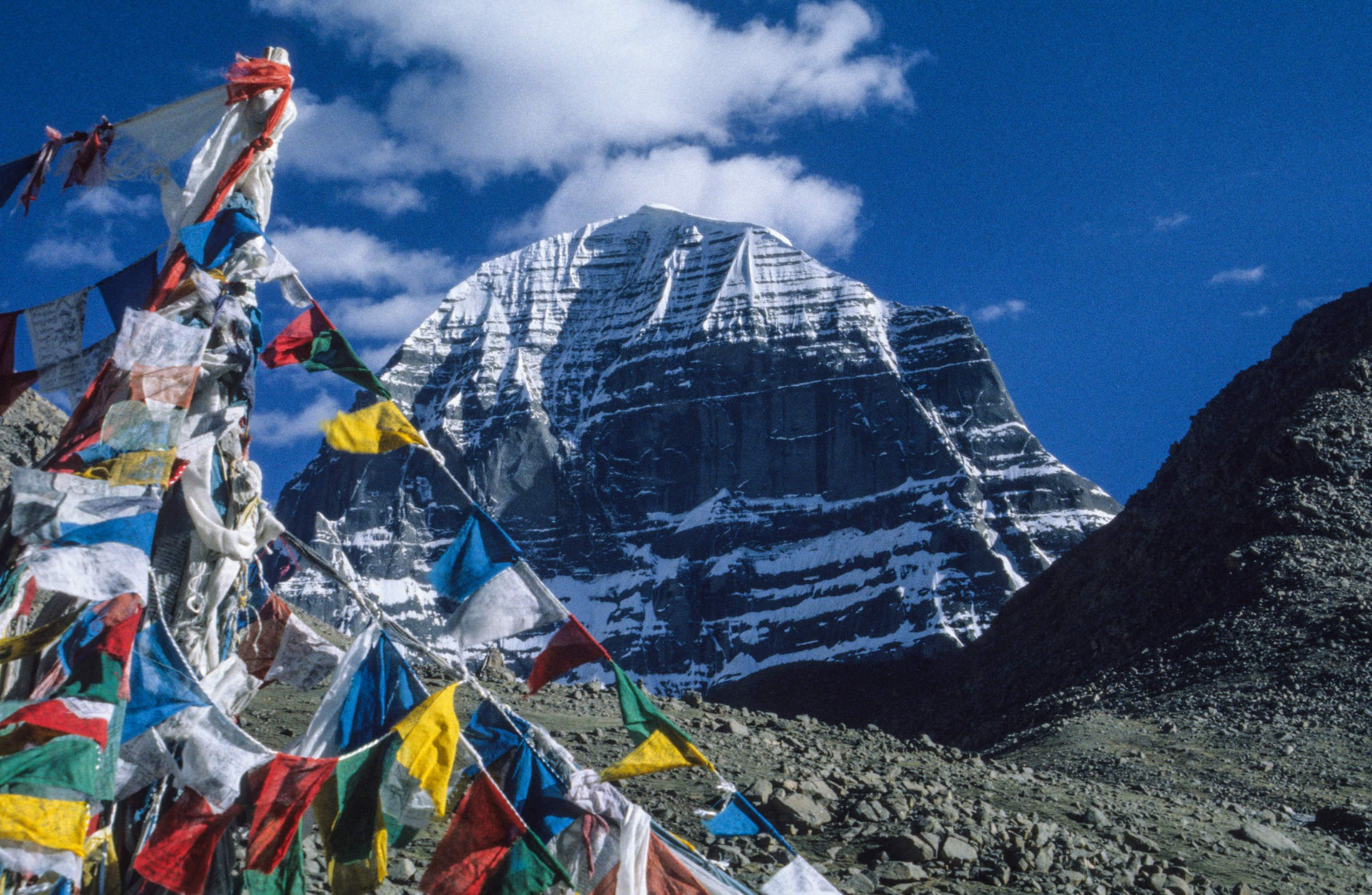 Multimedia Vorträge: Tibet, Erstbesteigungen Kirgistan