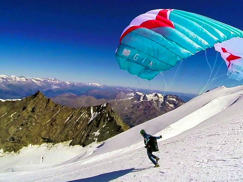 Hike & Fly, Ski & Fly, Climb & Fly - Multimediaabend