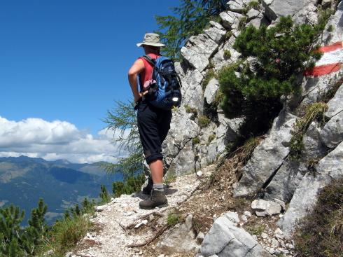 Karnischer Höhenweg und Aussicht, Aussicht, Aussicht!