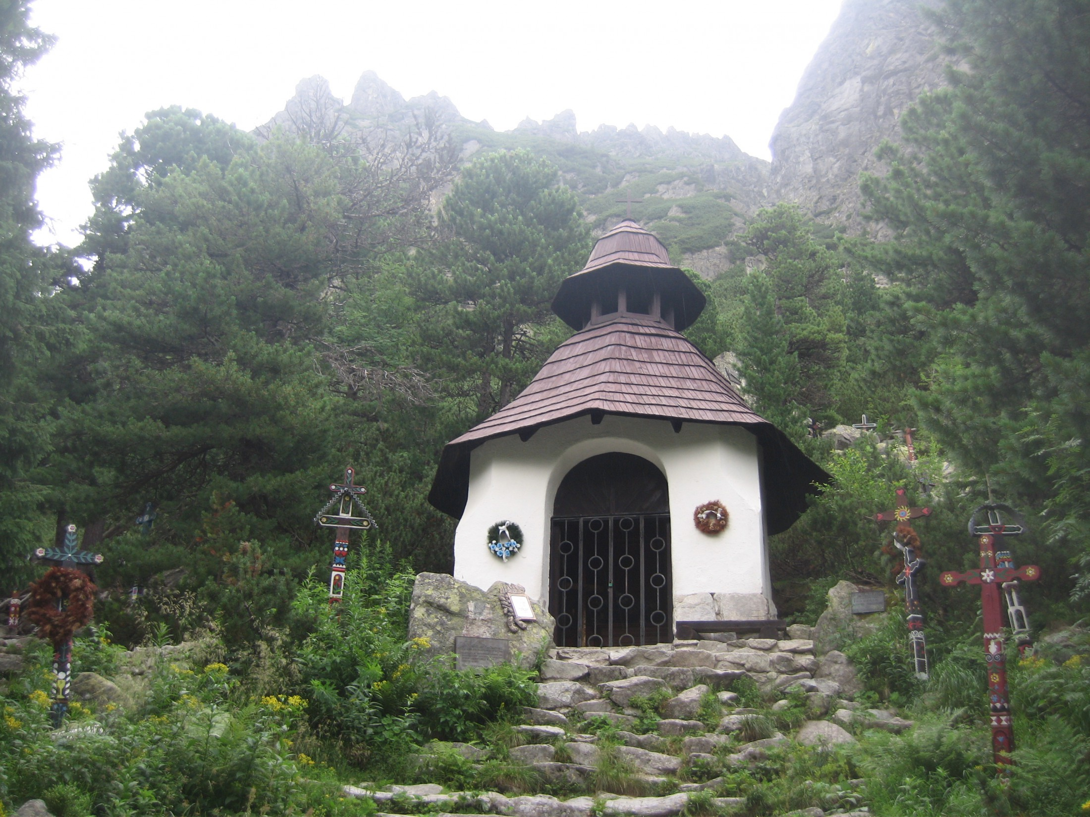 Wandern und Kultur in der Tatra