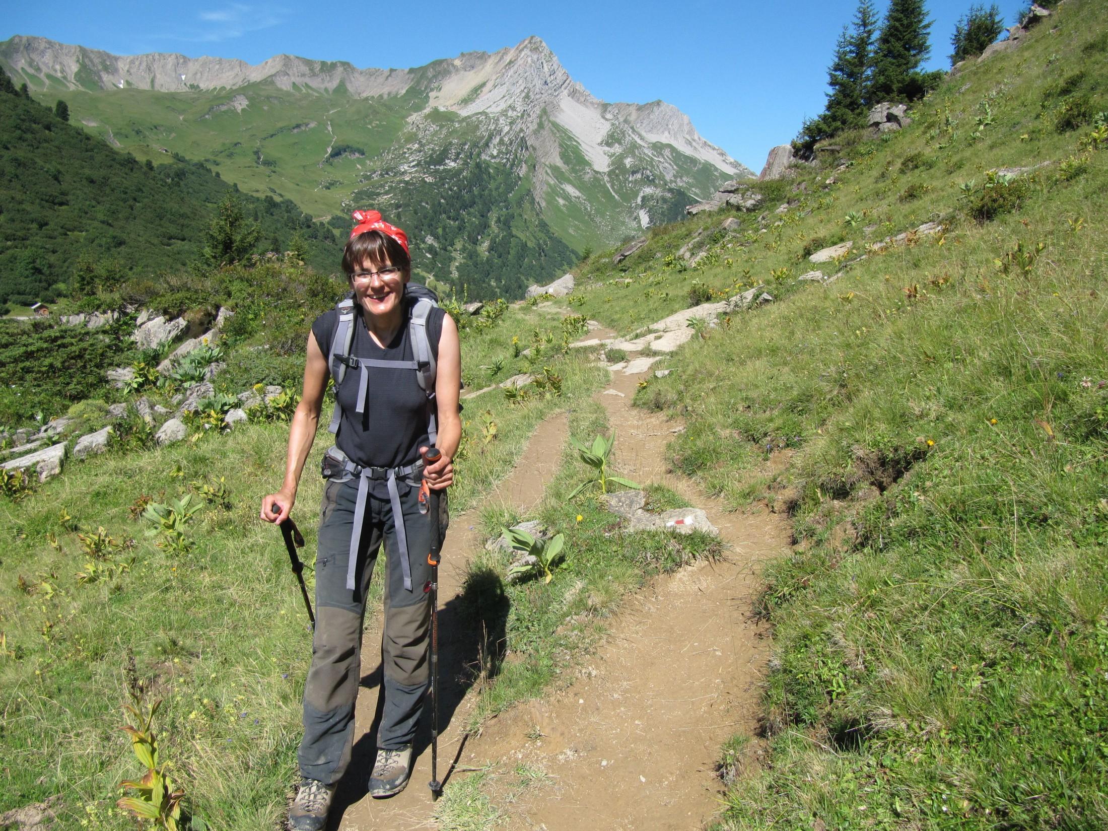 Charity - Bergwanderwoche