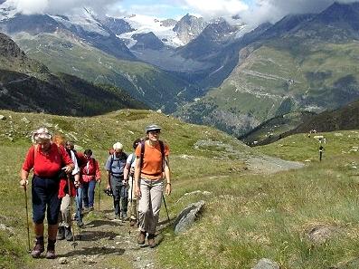 Senioren-Bergwanderwoche Großarltal - 2 Plätze frei!
