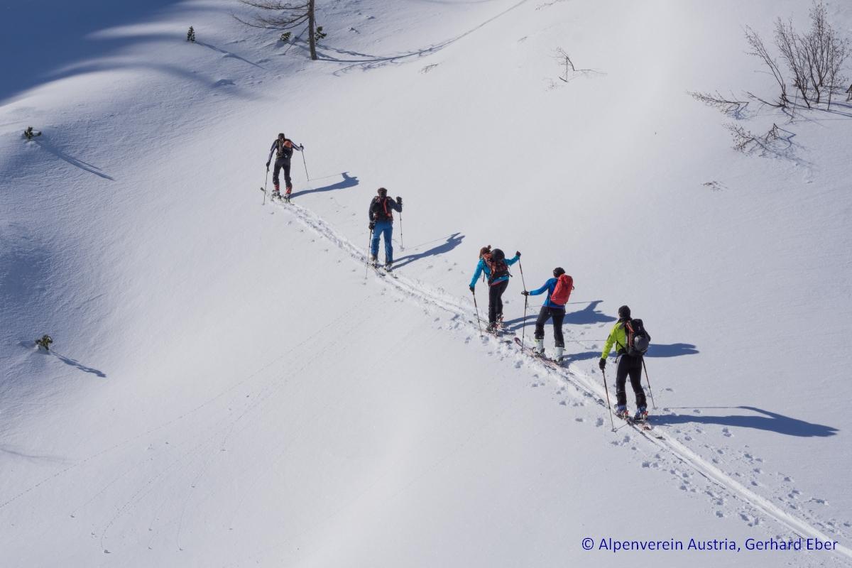 Skitouren Aufbaukurs 2017