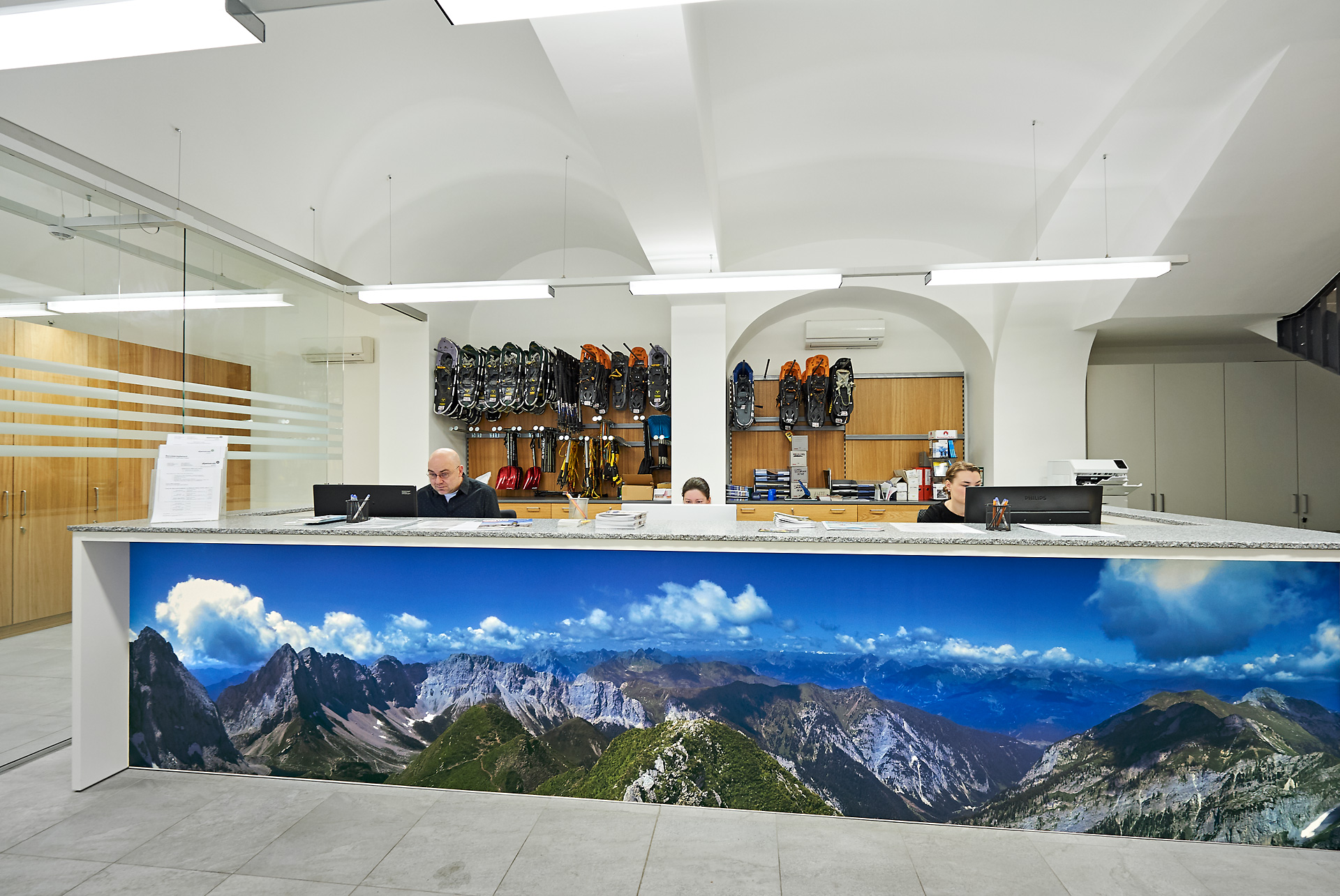 Neue Servicestelle Austria