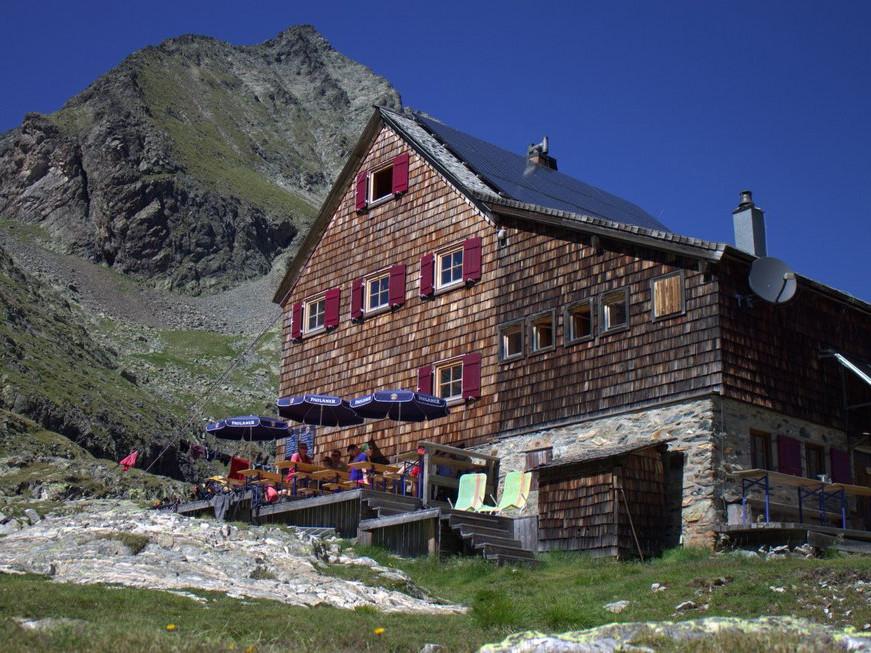 Touren rund um unsere Schutzhütten