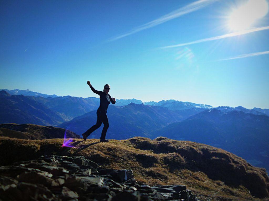 Die Bergtypinnen - Teil 2