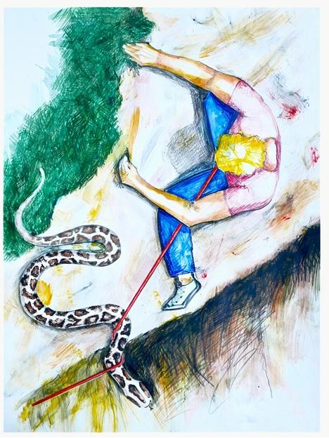 Vom Klettern träumen