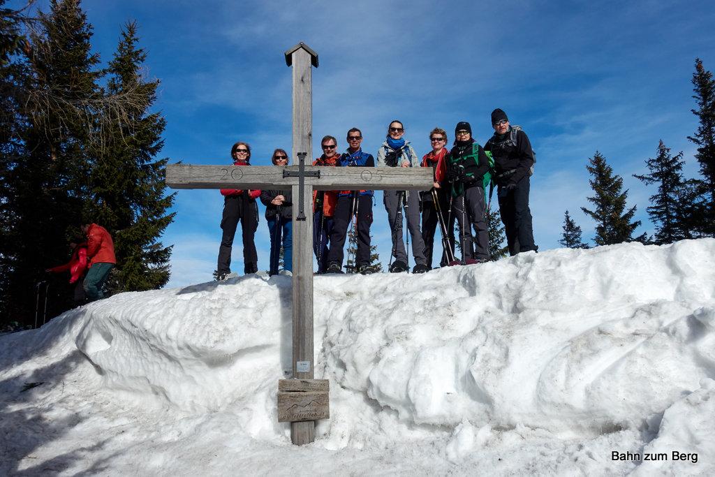 Schneeschuhwandertraum Kaarl
