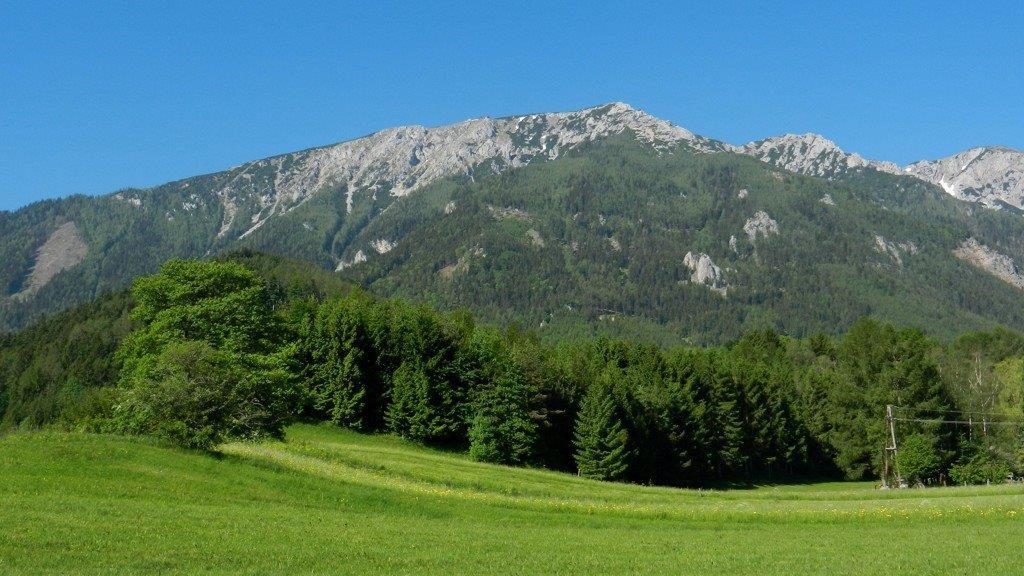 Die Hermi (Unterer und Oberer Herminensteig) am Schneeberg, ...