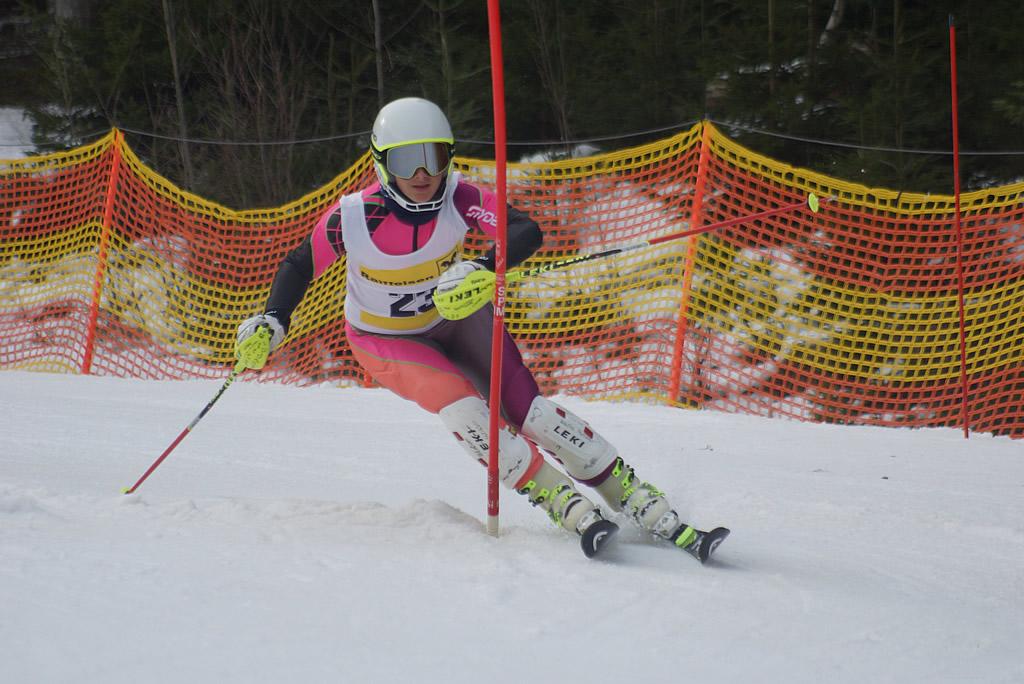 Wiener alpine Nachwuchsmeisterschaft in Turnau