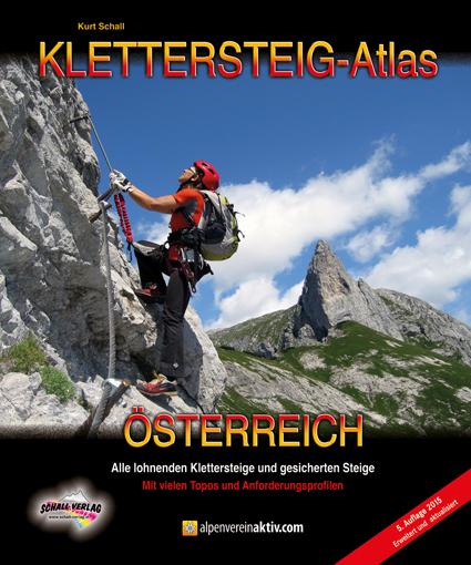 Klettersteig-Atlas Österreich