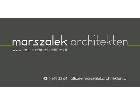ARCHITEKT DIPL.-ING. HERBERT MARSZALEK