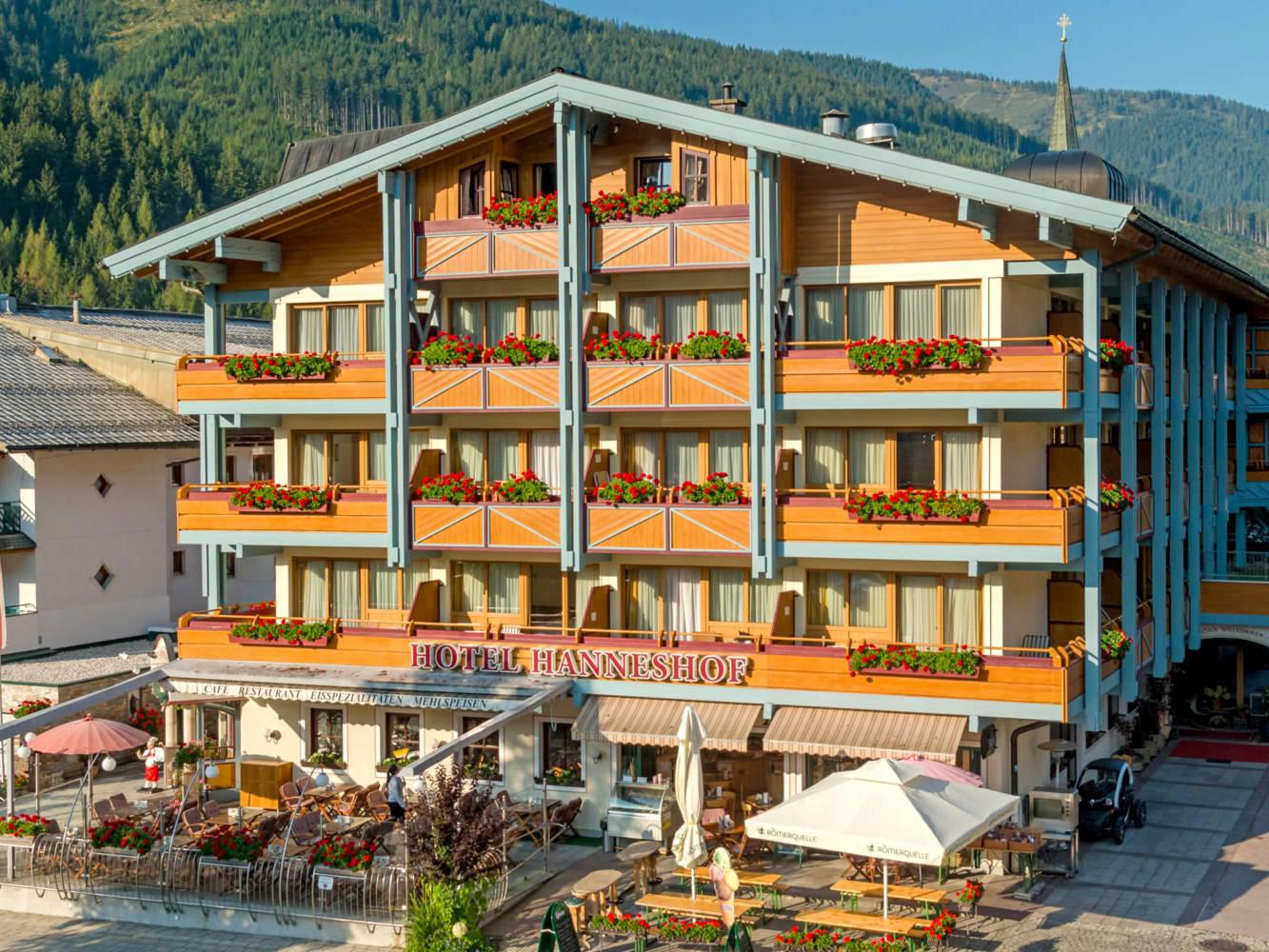 Hotel Hanneshof und Hotel Bischofsmütze