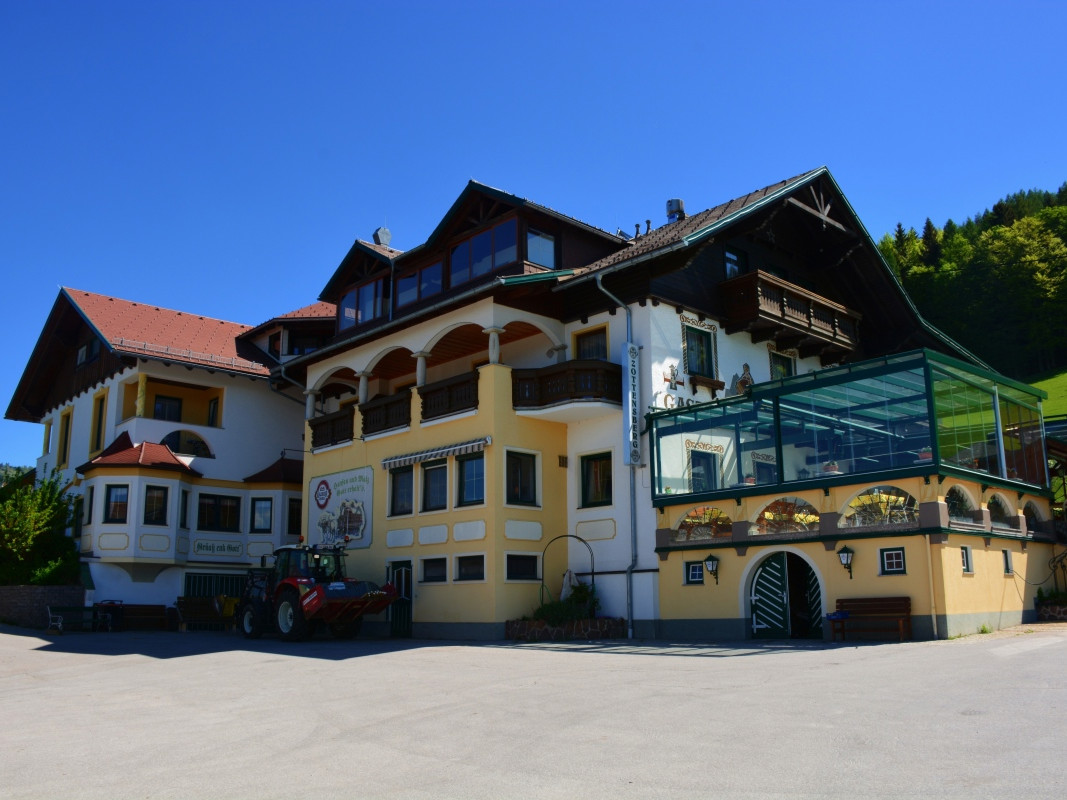 Berggasthof Pension Zottensberg
