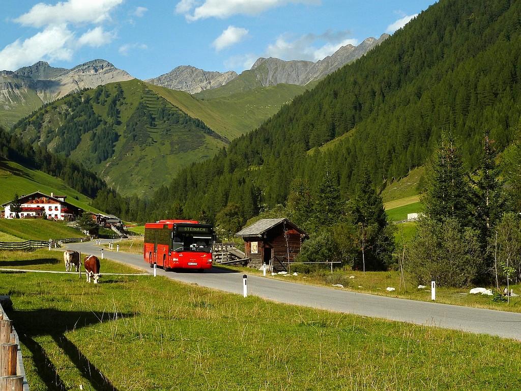 Bergsport & Mobilität