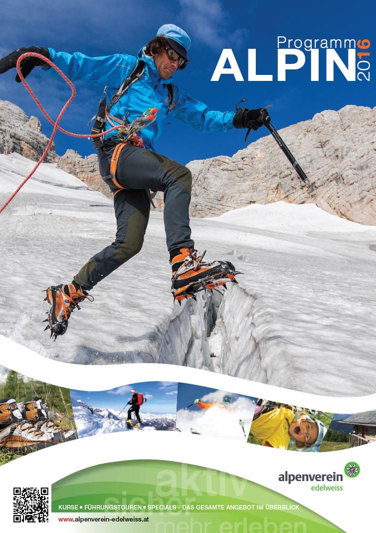 Alpinprogramm 2016