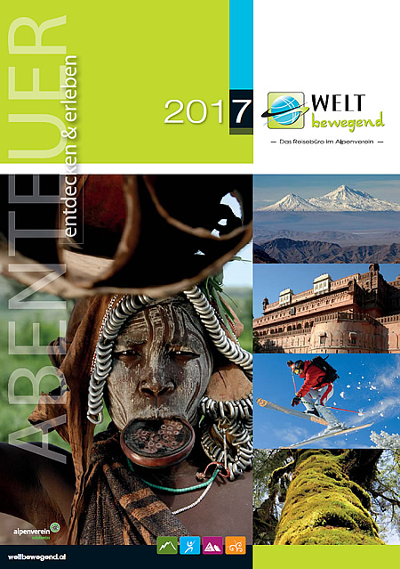 Weltbewegend - Programm 2017