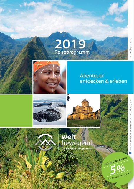 Weltbewegend - Programm 2019